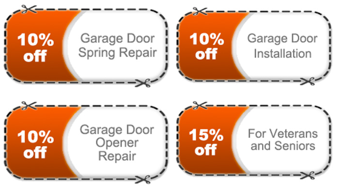 Garage Door Repair Coupons Thousand Oaks